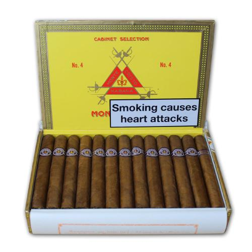 Montecristo No4 box